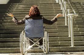 how to get a wheelchair up and down stairs guide to climbing stairs