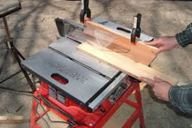 Skil Table Saw Up Close With Table Saws Extreme How To