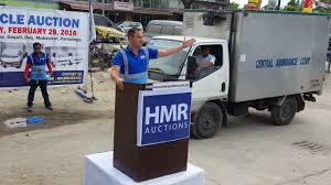 hmr vehicle auction youtube