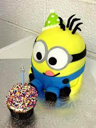 minion birthday cake ideas minion birthday cakes creative despicable me minion birthday cake