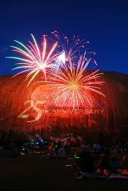 stone mountain light show fireworks over stone mountain stock photo image of explode honour