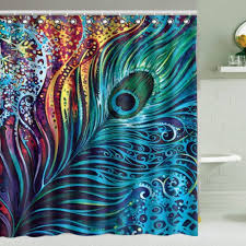 popular feather shower curtain buy cheap feather shower curtain