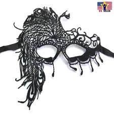 black lace masquerade masks black lace masquerade mask ebay