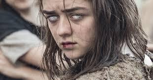 Arya Goes Blind Though She U0027s No Longer A Beggar Arya Stark U0027s Training Is Far From