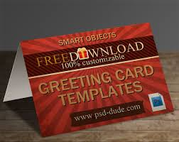 Greeting Card Designs Free Download 3 Greeting Card Templates With Photoshop Free Psd File Psddude