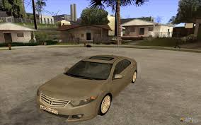 accord 2010 for gta san andreas
