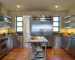 stainless steel kitchen ideas stainless steel kitchens waterfaucets