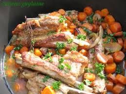 cuisiner le tendron de veau tendron de veau aux carottes mes recettes préférées