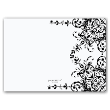 blank invitations black and white blank invitation templates cogimbo us