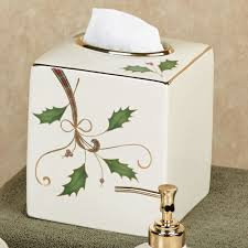 lenox holiday nouveau bath accessories