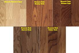 oak hardwood flooring colors flooring design