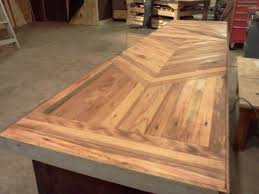 Diy Solid Wood Table Top by Advanced Woodworking Salvaged Buffet Table Buildipedia