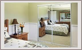 Sliding Glass Mirrored Closet Doors Change Mirrored Closet Doors Door Styles