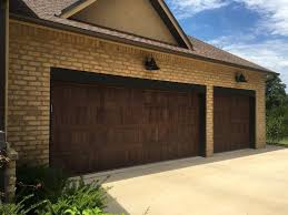 Overhead Door Replacement Remote Wood Tone Accents Trotter Garage Home