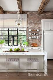 traditional kitchen exposed brick kitchen beach kitchens rustic