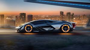 audi hypercar lamborghini u0027s electric hypercar concept is basically magical