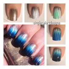 ombre dip dye nails tutorial nails tutorial ombre dipdye
