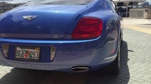bentley 2006 2006 bentley continental gt mulliner youtube