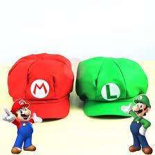 super mario bros mario u0026 luigi hat give fun