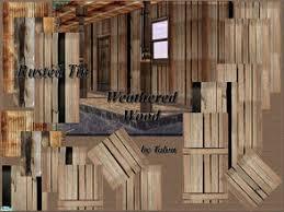 downloads sims 2 sets walls floors log cabin