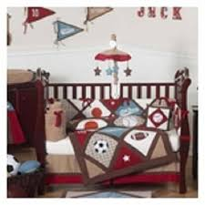 Star Nursery Bedding Sets by Sweet Jojo Designs All Star Sports Collection 11 Piece Baby Crib