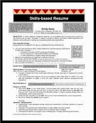 Transferable Skills Examples Resume by Job Resume Email Resume For Your Job Application Resume Heading
