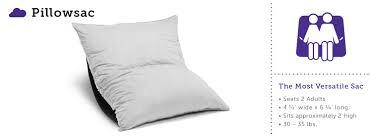 Lovesac Pillow Pillow Chair