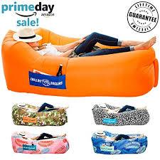 chillbo baggins 2 0 inflatable lounge bag hammock air sofa and