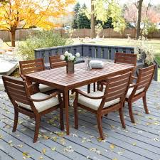 round wood patio table furniture info with wood patio table wood