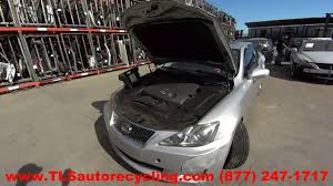 lexus is 250 roof rack parting out 2009 lexus is 250 stock 6201yl tls auto recycling