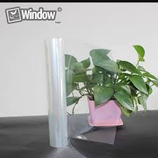 1 52mx30m 2mil safety window film transparent security film
