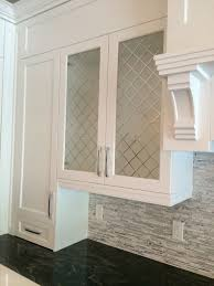 ikea kitchen cabinets glass ideas on installing the best frosted glass cabinets in your