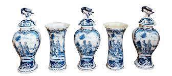 Blue And White Vases Antique Decorating With Your Home Antique Ceramics