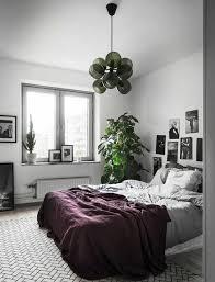 chambre a coucher bordeaux déco decoration scandinave chambre à coucher gris et blanc deco