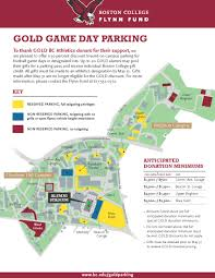Map Of Boston College Give Online Flynn Fund