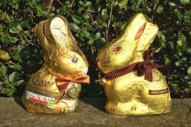lindt easter bunny veganoo vegan reviews easter bunnies go to