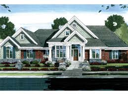 Shingle Style Home Plans Angora Shingle Style Ranch Home Plan 065d 0255 House Plans And More