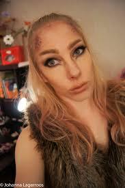 Halloween Werewolf Makeup Halloween 2016 Werewolf