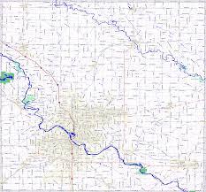 Iowa Counties Map Road Map Iowa Afputra Com