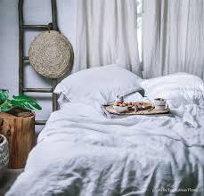 natural linen comforter queen bed makeover rough linen bedding 100 linen