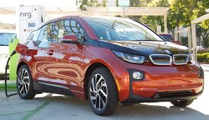 bmw electric car bmw i3 range extender first drive in the electric car without