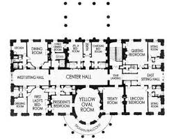 floor plan of the white house how many bedrooms does the white house have quora