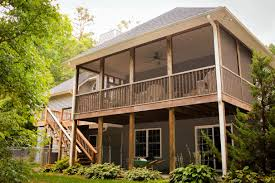 Backyard Cabin Free Images Architecture Deck Stair House Home Staircase