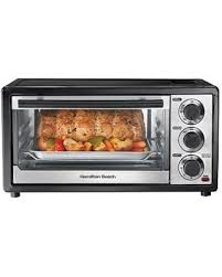 Don t Miss This Deal on Hamilton Beach 6 Slice Capacity Toaster Oven