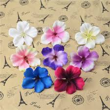 20pcs spring silk gradient orchid artificial flower for wedding