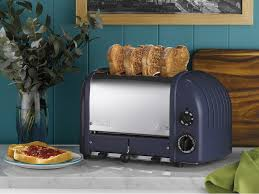 Toaster Oven With Toaster Slots Lavender Blue 4 Slice Toaster The Original 4 Slot Newgen From Dualit