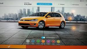 volkswagen golf custom 2018 vw golf r all the 30 custom colors choices youtube