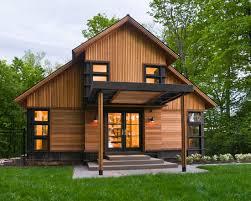 modern architecture design quaker bluff cottage bottom view
