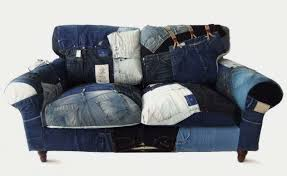 creative denim sofa home and garden decor denim sofa cover ideas