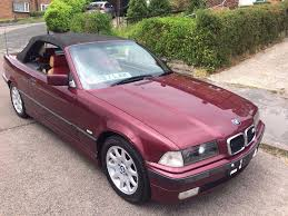 1997 bmw 328i convertible 11 months mot custom interior and sound
